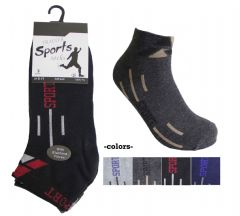 Men sport trainer socks